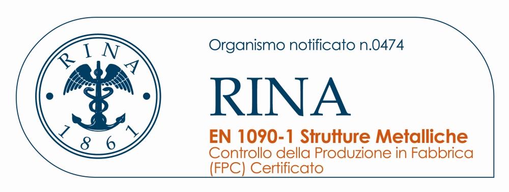 rina-certificato-certificazioni-controllo-produzione-nuovareda-carpenteria-metallica-taglio-laser-longiano-forlì-cesena